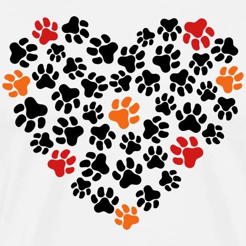 Animal Love - Men's Premium T-Shirt