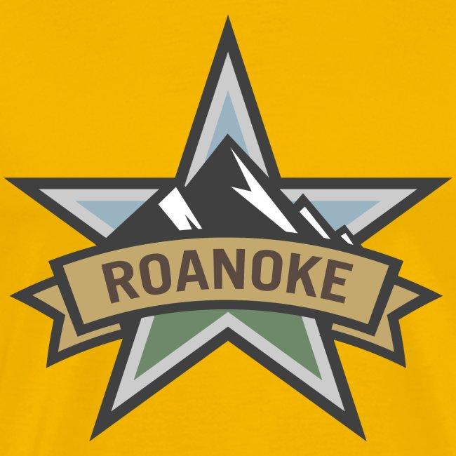 Roanoke Virginia Star City Pride Logo