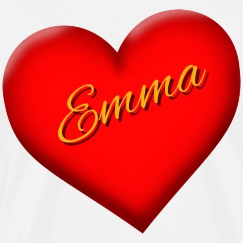 Emma Valentine - Men's Premium T-Shirt