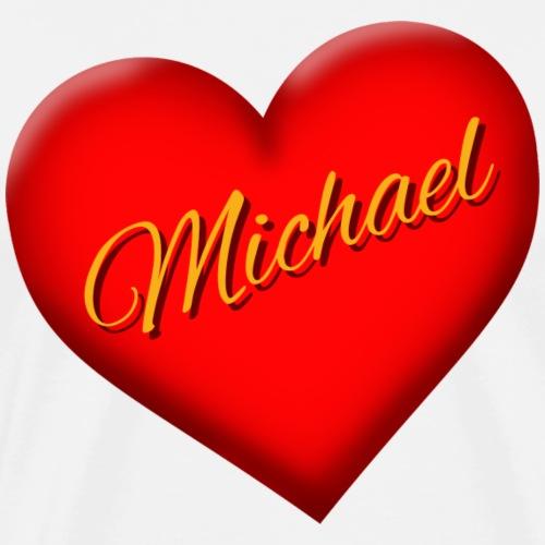 Michael Valentine - Men's Premium T-Shirt