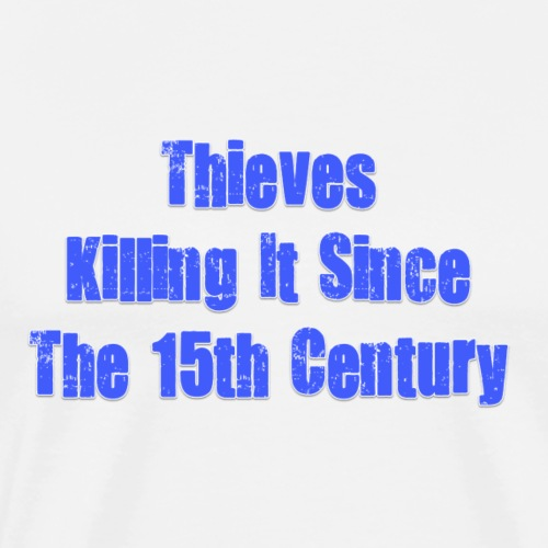 THIEVES BLUE - Men's Premium T-Shirt
