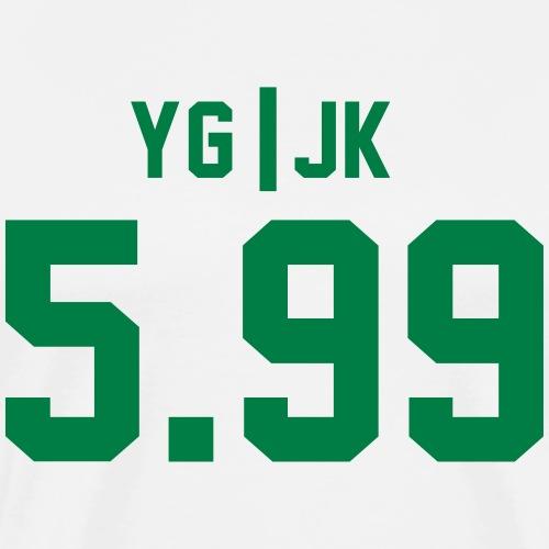 JK 5.99 - Men's Premium T-Shirt