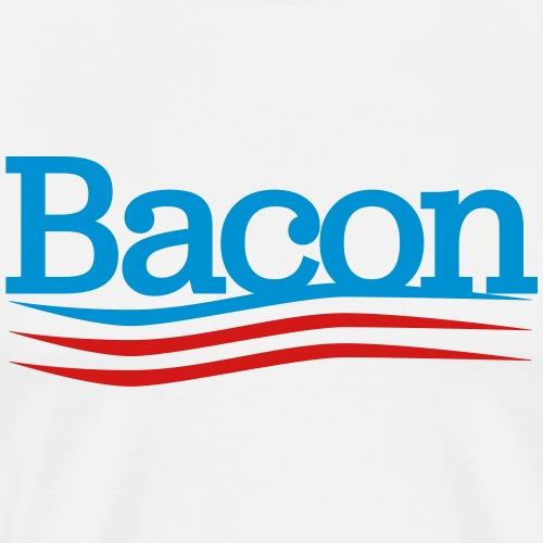Bacon 4 President 2020 - Men's Premium T-Shirt
