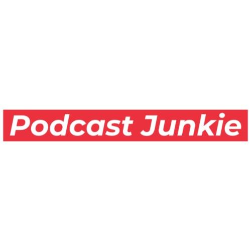 Podcast Junkie - Men's Premium T-Shirt