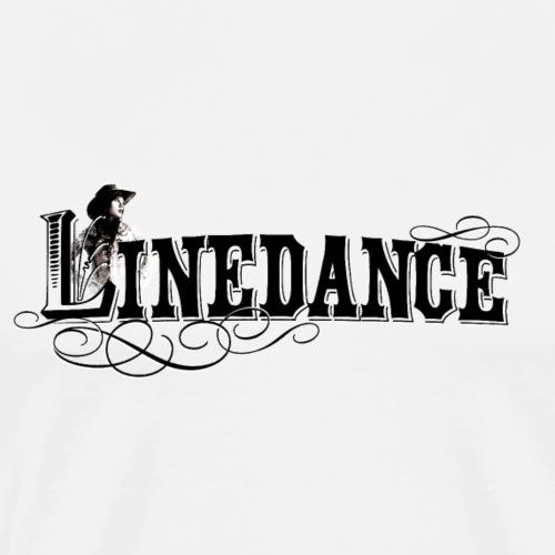 KL linedance68a - Men's Premium T-Shirt