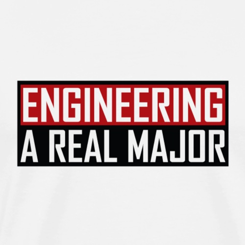 Engineering T-Shirts and Apparel - Men's Premium T-Shirt