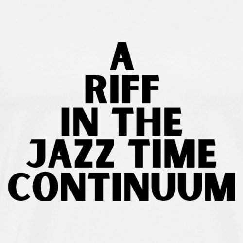 a riff in the jazz time continuum
