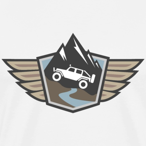 4x4 Offroad Adventure - Men's Premium T-Shirt