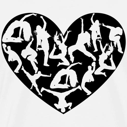 Dance Love - Men's Premium T-Shirt