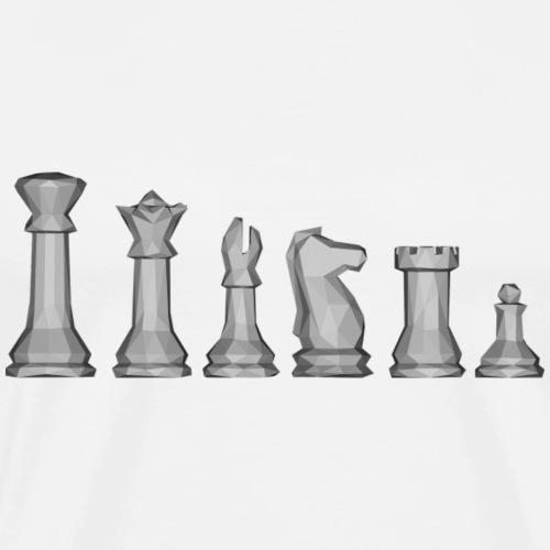 chess - Men's Premium T-Shirt