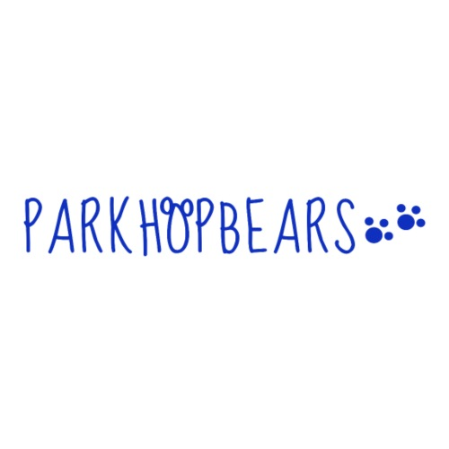 Parkhopbears Logo Design 2 - Men's Premium T-Shirt