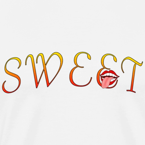 Sweet - Men's Premium T-Shirt