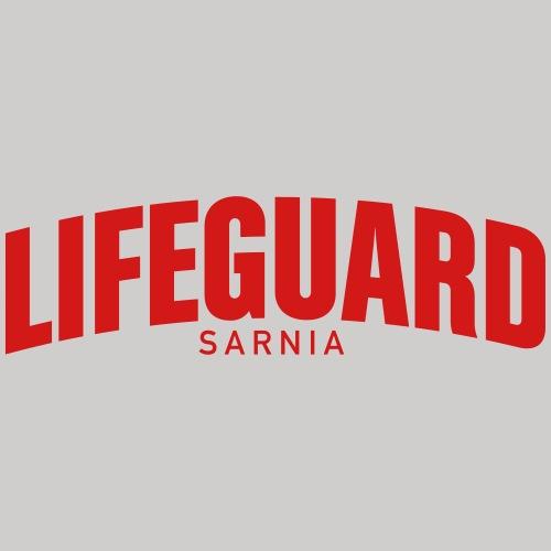 Lifeguard Sarnia arch - Men's Premium T-Shirt