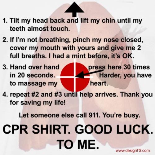 CPR #2 - Men's Premium T-Shirt