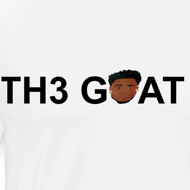 The goat cartoon