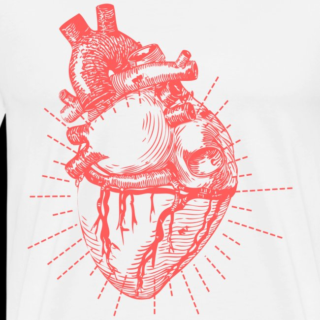 Hand Sketched Heart
