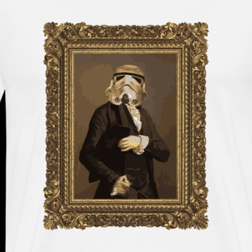 Vintage Trooper | Style Wars - Men's Premium T-Shirt