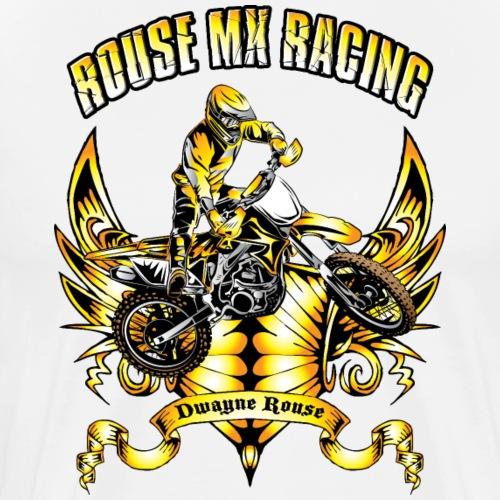 Rouse MX Racing - Men's Premium T-Shirt