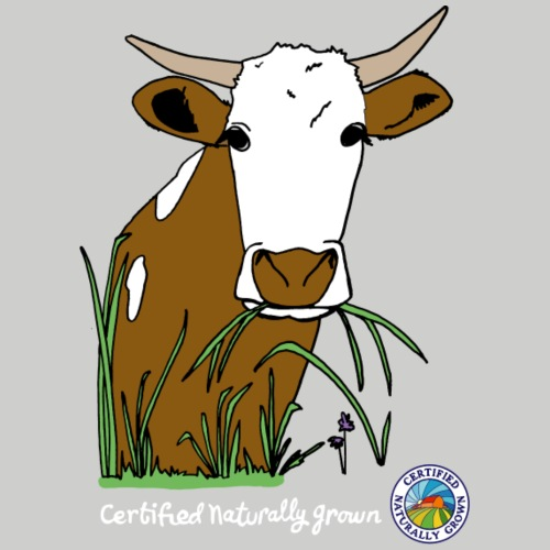 Certified Naturally Grown Cows - Men's Premium T-Shirt