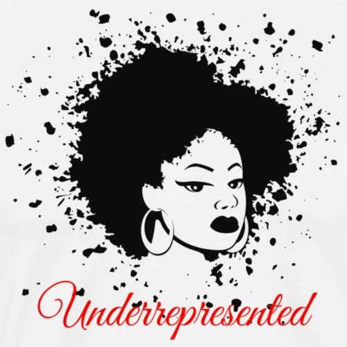 Underrepresented - Men's Premium T-Shirt