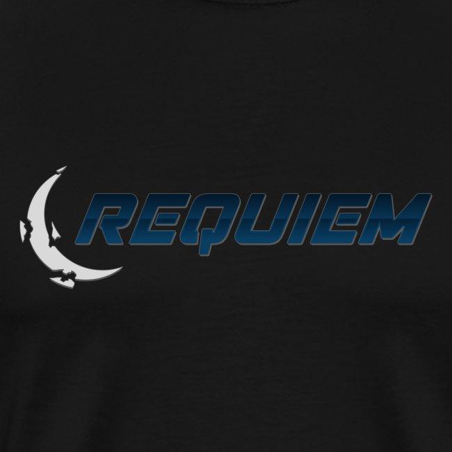 Requiem Text Logo