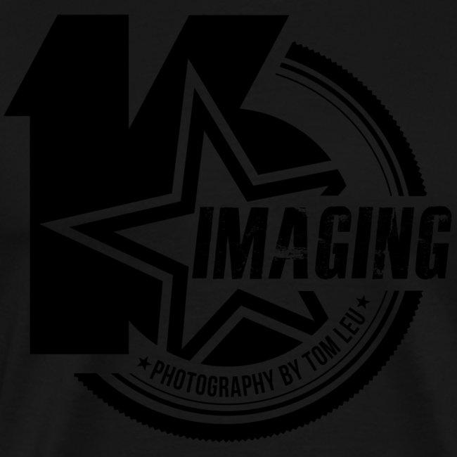 16 Badge Black