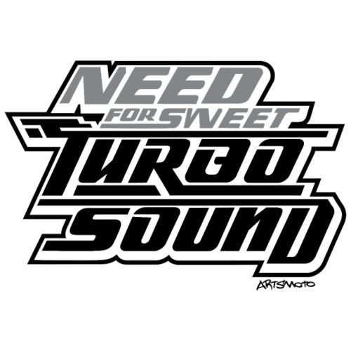Need For Sweet Turbo Sound - Men's Premium T-Shirt