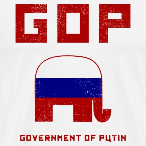 GOP Government of Putin - Men's Premium T-Shirt