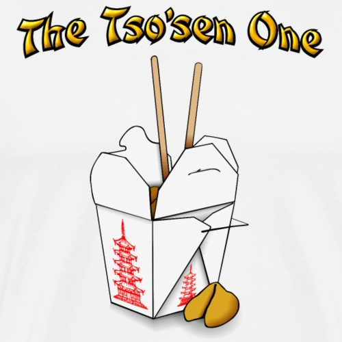 The Tsosen One - Men's Premium T-Shirt
