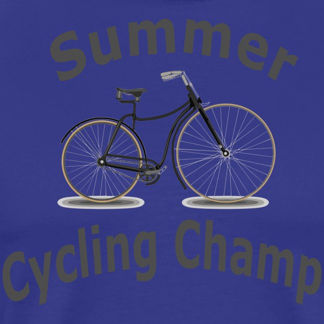 Summer Cycling Champ