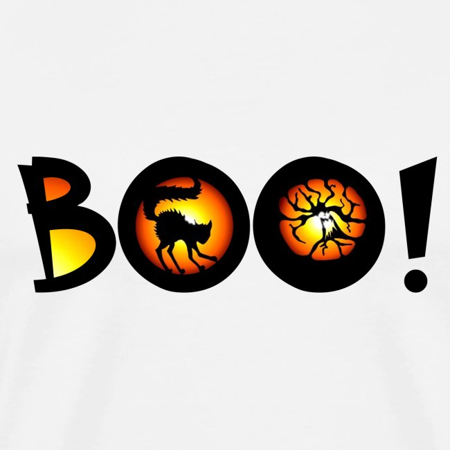 Happy Halloween Boo 3
