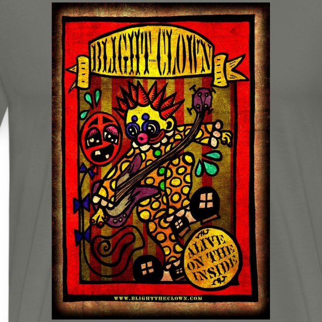 Blight the Clown Sideshow Banner