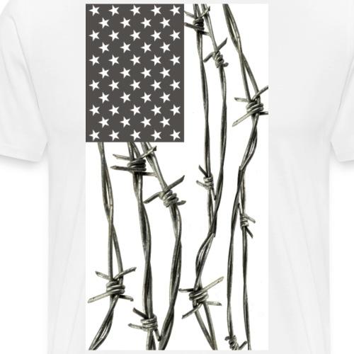 Frontera States - Men's Premium T-Shirt