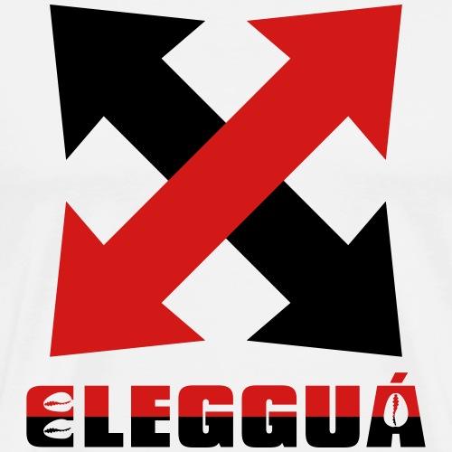 Eleggua and CrossRoads on white