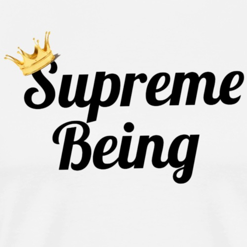 Supreme Being - Men's Premium T-Shirt