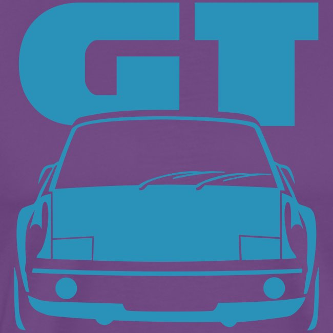 GT race car