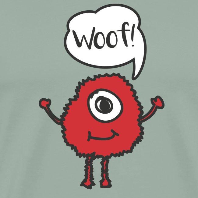 Woof Monster