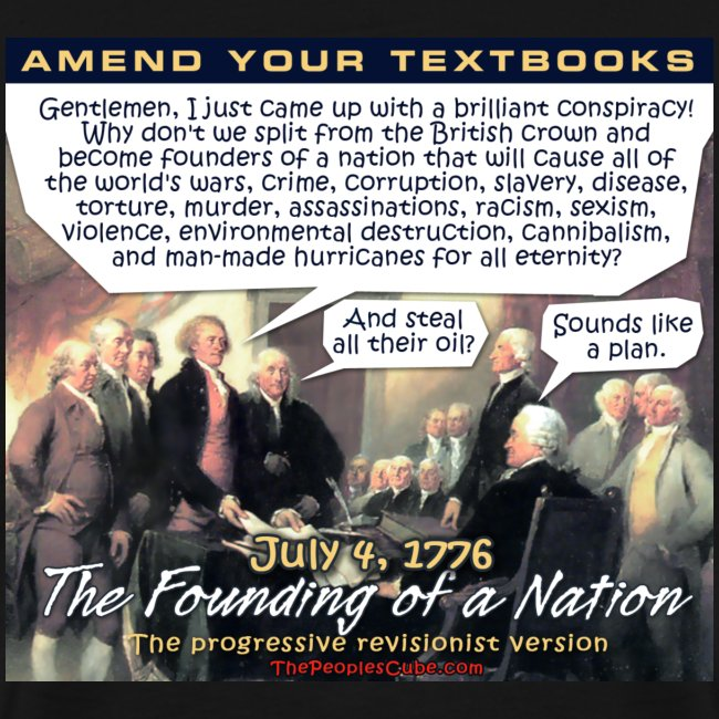Founding Fathers Revised