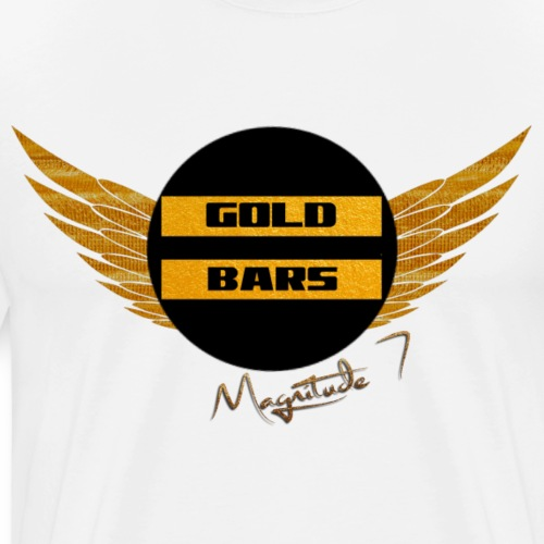 Gold Bars - Men's Premium T-Shirt