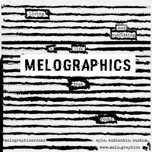 MELOGRAPHICS | Blackout Poem