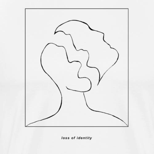 Loss of Identity - Men's Premium T-Shirt