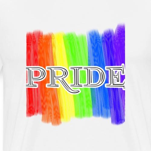 PRIDE flag - Men's Premium T-Shirt