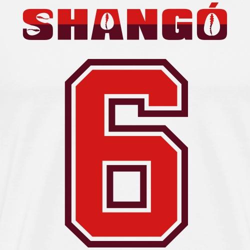 Shango No 6 on white