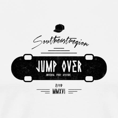 Jump Over - Men's Premium T-Shirt
