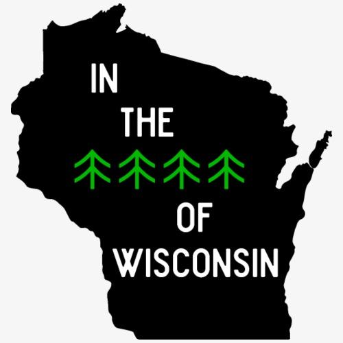 Woods of Wisconsin - Men's Premium T-Shirt