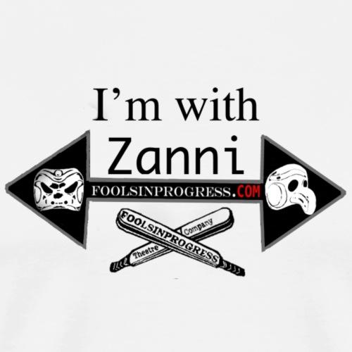 Im with Zanni- Commedia dell'arte
