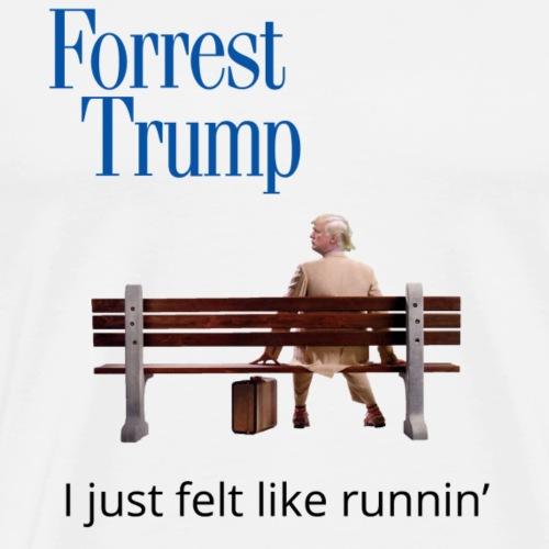 Forrest Trump - Men's Premium T-Shirt