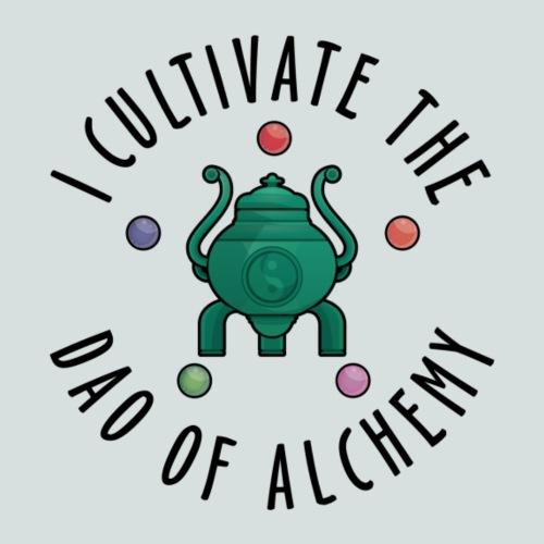 I cultivate the Dao of Alchemy - Men's Premium T-Shirt