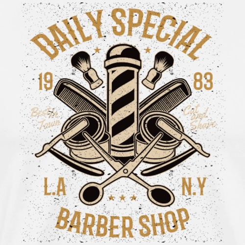 Daily Special Barber Shop Exclusively Stylish