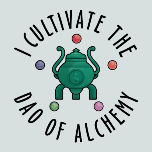 I cultivate the Dao of Alchemy - Men's Premium T-Shirt